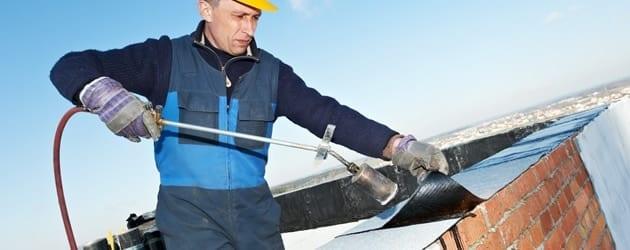 Meest toegepast: bitumen dakbedekking. | Wat kost een dakdekker