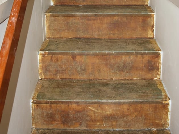Kale en versleten trappen weer als nieuw maken | Wat kost een traprenovatie